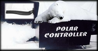 Polar Controller Low Ground Fog Machine