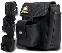 POUCHES BAGS AND BELTS