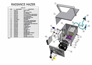 Radiance Hazer Touch Safe Fuse Holder - #CXP-3333