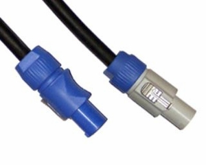 powerCON Extension Cable - 25'