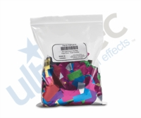 Pro Fetti (10lb Bags of Free Flow Metallic PVC) - Choice of 7 Colors