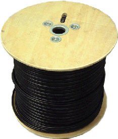 Proplex 2 Pair (5-Pin) DMX Cable - 1000' Spool