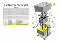 Radiance Hazer Block Insulation Cover - #CXP-1277