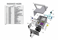 Radiance Hazer O-Ring for Air Pump - #CXP-1275
