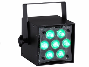 ROSCO BRAQ CUBE LED FIXTURES AND ACCESSORIES