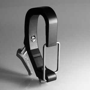 Safety-Clamp - Black or Silver