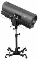 Satellite-1 575 Watt HMI Followspot with Stand