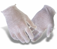 Setwear Disposable Cotton Gloves - 12 Pairs