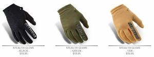 Setwear Stealth Gloves