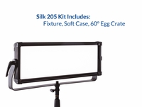 Silk 205 LED Soft Light NA Kit