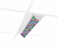 SkyRibbon IntelliHue Wall Grazing Powercore LED Module - 4'