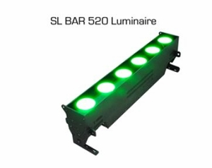 SL BAR 520 Extreme Output Linear LED Fixture