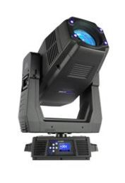 Solaspot 2000 Automated Luminaire in Road Case