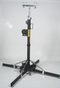 ST-157 Medium Duty Crank Stand with Outriggers