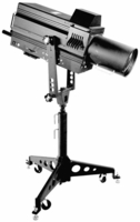 Starklite 1200w Spotlight with Universal Tray - Model 1271UT (Includes Choice of Lens Assembly)
