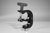TC Clamp, Aluminum Finish