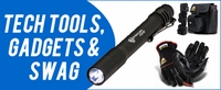 LIGHTING TECH TOOLS, GADGETS & SWAG