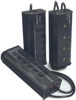 ULD-340, 15A, Standard Power, Duplex, 4 Channel Dimmer Pack