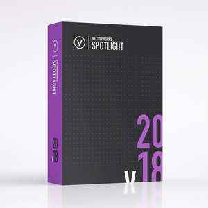 Vectorworks Spotlight 2018 with Renderworks (Upgrade from 2015)