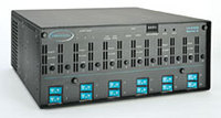 VX-2400-Series II, TLX/TP1, Terminal Strip Load & Power Input, Single Phase, Rack Mount Only, UR