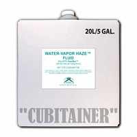 Water Vapor Haze Fluid - 5 Gallon Cubitainer
