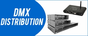 DMX AND NETWORKING PRODUCTS