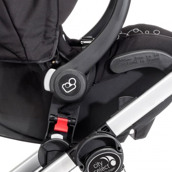 baby jogger city versa select car seat adapter free shipping. Black Bedroom Furniture Sets. Home Design Ideas