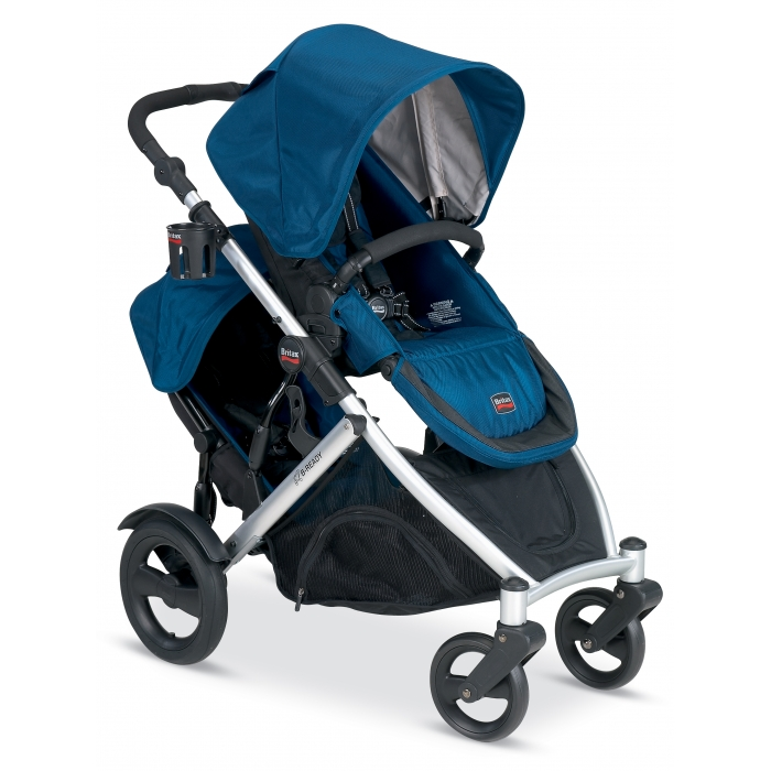 britax b ready double stroller free shipping no sales tax. Black Bedroom Furniture Sets. Home Design Ideas