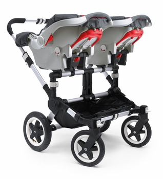 bugaboo donkey graco twin car seat adapter in stock free shipping. Black Bedroom Furniture Sets. Home Design Ideas