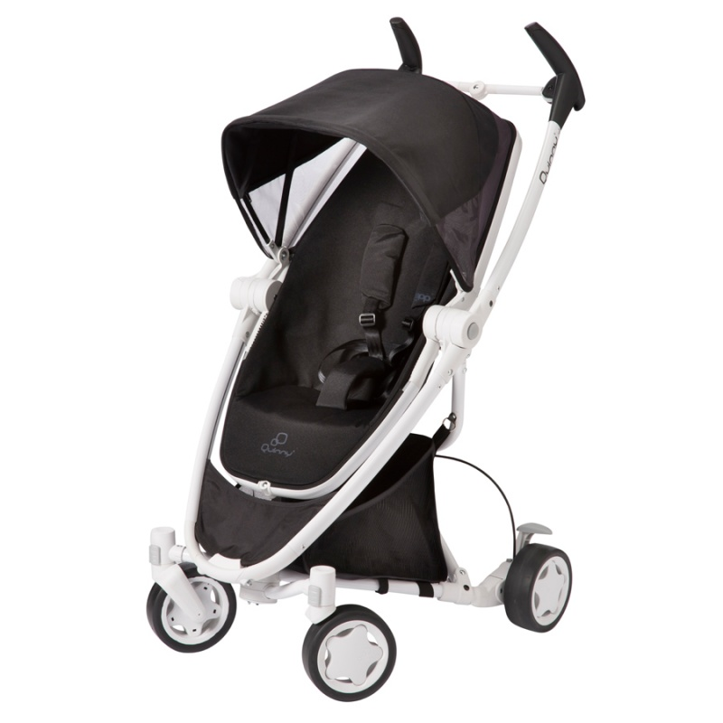 quinny zapp xtra stroller w folding seat free shipping. Black Bedroom Furniture Sets. Home Design Ideas