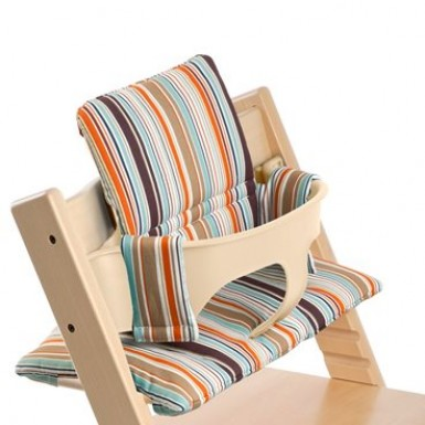 Stokke tripp trapp classic cushions free shipping no for Seggiolone stokke tripp trapp usato