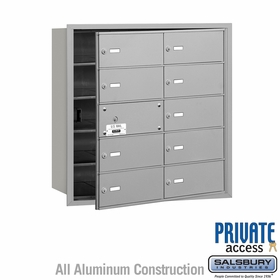 4B+ Horizontal Mailboxes for Private Delivery  sc 1 st  Budget Mailboxes & Private Delivery Mailboxes | Commercial Mailboxes