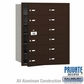 Salsbury 3612ZFP 4B Mailboxes 11 Tenant Doors Front Loading - Private Access