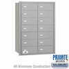 Salsbury 3614ARP 4B Mailboxes 14 Tenant Doors Rear Loading - Private Access