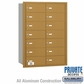 Salsbury 3614GRP 4B Mailboxes 14 Tenant Doors Rear Loading - Private Access