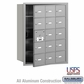 Salsbury 3615AFU 4B Mailboxes 14 Tenant Doors Front Loading - USPS Access