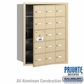 Salsbury 3615SFP 4B Mailboxes 14 Tenant Doors Front Loading - Private Access