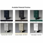 Pedestal for Auth-Florence Outdoor Parcel Locker - 1590 OPL