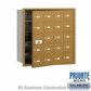 Salsbury 3620GFP 4B Mailboxes 19 Tenant Doors Front Loading - Private Access