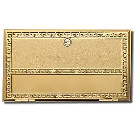 Salsbury 2153 #3 Door Replacement Door For Americana Mailboxes