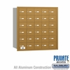 Salsbury 3630GRP 4B Mailboxes 30 Tenant Doors Rear Loading - Private Access