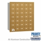 Salsbury 3635GRP 4B Mailboxes 35 Tenant Doors Rear Loading - Private Access