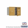 Salsbury 3705D-01GFU 4C Mailboxes 1 Tenant Doors Front Loading