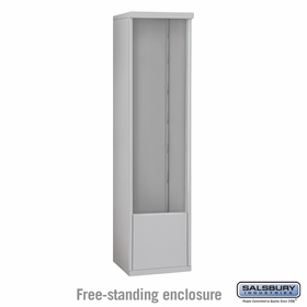 3714 Single Column Free-Standing Enclosure