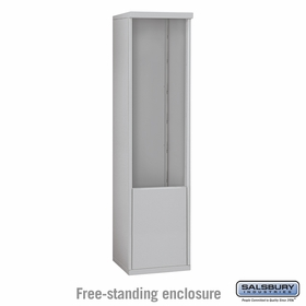 3912 Single Column Free-Standing Enclosure