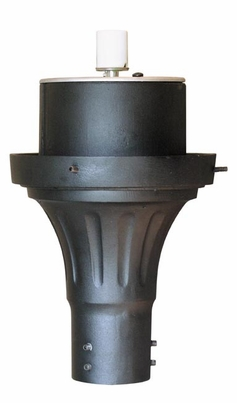 3inch Cast Aluminum Fitter WITH Medium Base Socket Assembly
