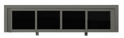 40 Name Capacity Directory -Dark Bronze - for Front Load 2600 Units