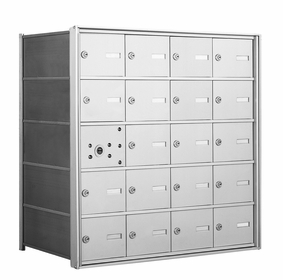 4B Mailboxes Based on Doors Size | Commercial Mailbox