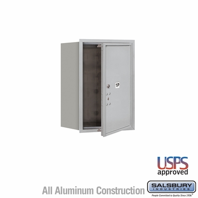 Salsbury 3706S-1PAFU 4C Mailboxes 1 Parcel Locker Front Loading
