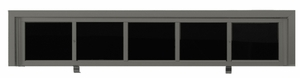 50 Name Capacity Directory - Dark Bronze - for Front Load 2600 Units